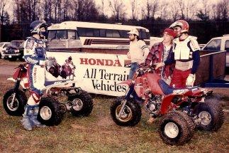 1988 Budds Creek Md ATC250R