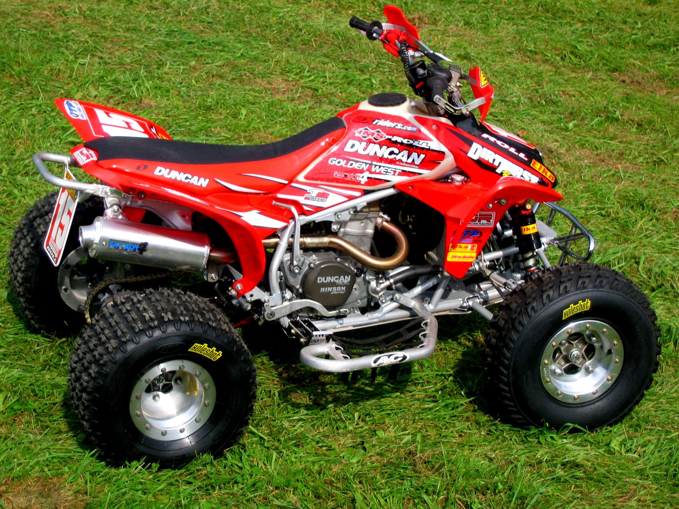 My First Yamaha Quads