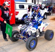 Starting the BAJA 1000 in 2012