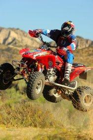 Moose Racing photo shoot Kinney Jones