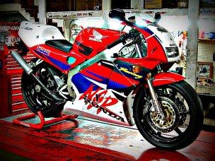 1995 Honda NSR250SP