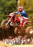 Ted Trey National MX 1985