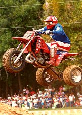 Ted Trey National MX 1985