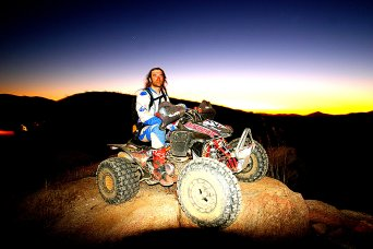 Prerunning for the Baja 1000 in 2008