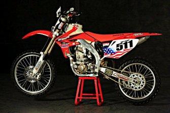 2006 CRF450R