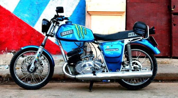 Bikes of Cuba